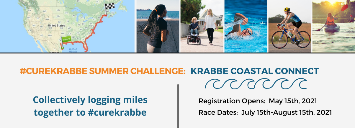 Event Page Banner for #curekrabbe Summer Challenge_Event Page